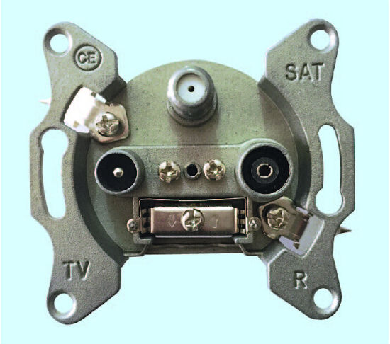 5-2400MHz TV Wall Socket Outlet (SHJ-TWS002)