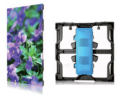Indoor LED Screen 500*500mm Die Casting Aluminum Cabinet P3.91 Rental LED Display