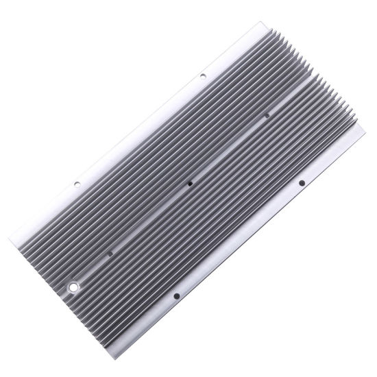 SGS Approved Aluminium Heatsink for Electronics (TS16949: 2008 Certified) pictures & photos