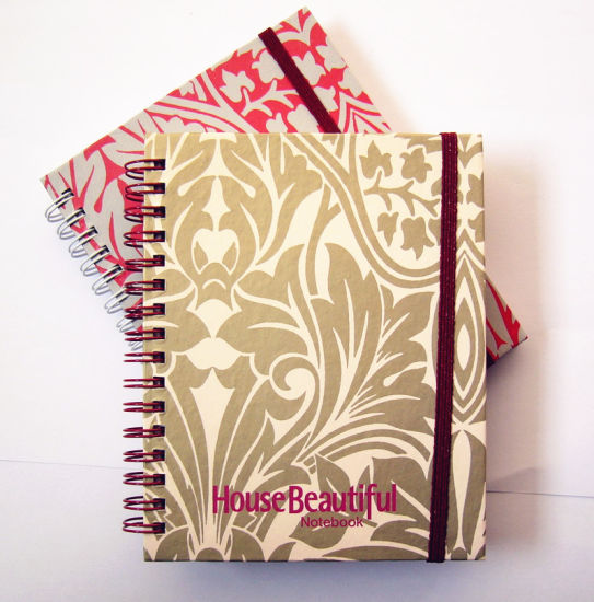 Spiral Writting Notebooks with Indexes pictures & photos