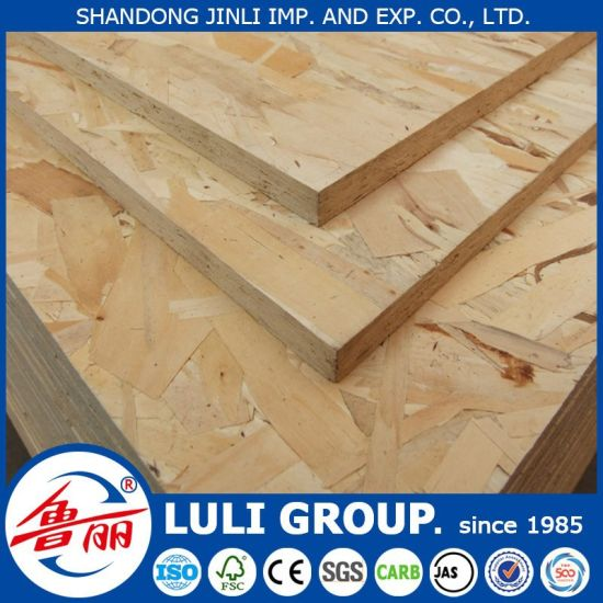 Professional 1220X2440X6-25mm All Kinds of Grade OSB Manufacturer pictures & photos