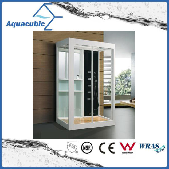Luxury Bathroom Glass Shower Room and Complete Shower Enclosure (AS-B03S) pictures & photos