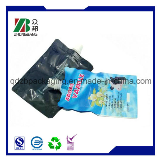 High Quality Custom Print Laundry Detergent Packaging Bags