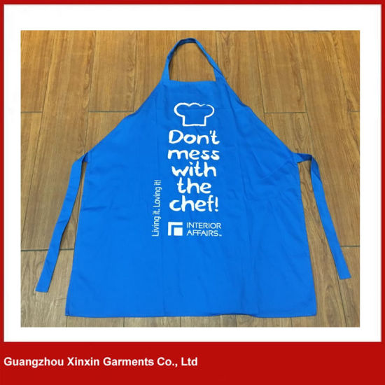 Custom Printing Waterproof Polyester Adult Apron (A3) pictures & photos