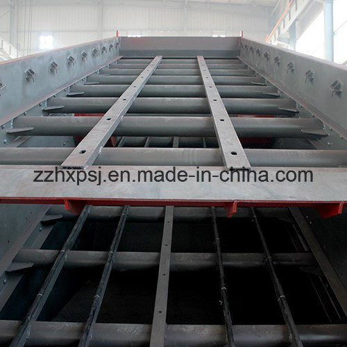 Four Deck Vibrating Screen for Coal, Coal Vibrating Screen pictures & photos