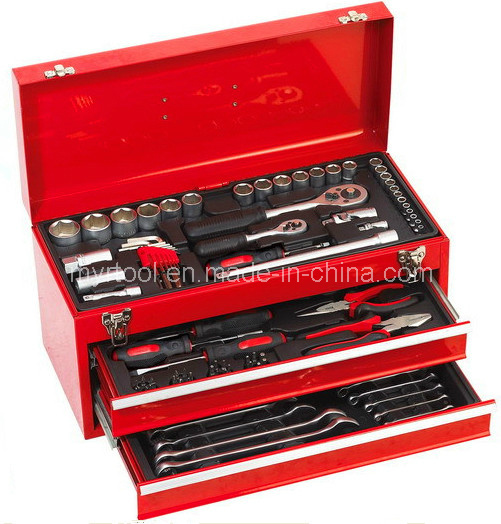 Best Selling -116PCS Tool Set with Metal Case pictures & photos