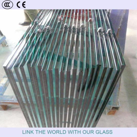 Tempered Glass in Laminated Glass for Safety Glass pictures & photos