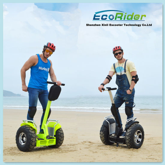 New Products 2016 Ecorider Smart Wheel Balance Golf Cart, Two Wheels Self Balancing Electric Golf Scooter pictures & photos