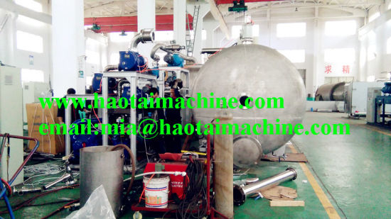 Fresh Flower Vacuum Freeze Drying Machine 300kg Per Batch pictures & photos