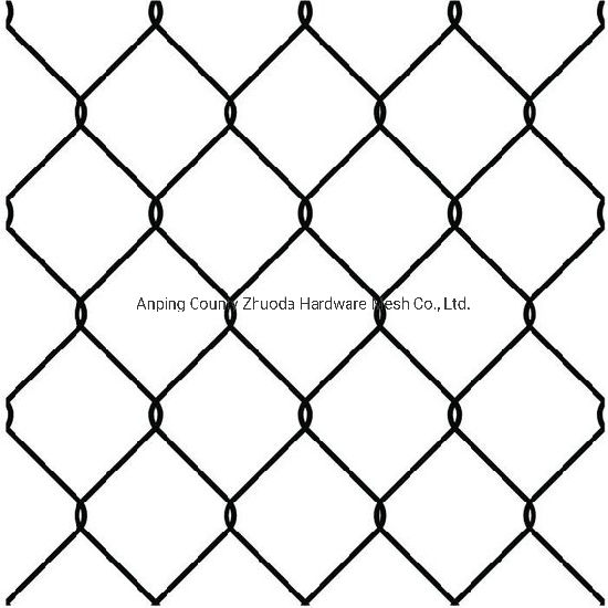 China Good Quality Chain Link Fence Manufacturers Ebay Hot Sale