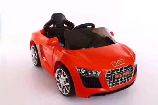 China Baby Mini Electric Car Battery Kids Car With Remote Control