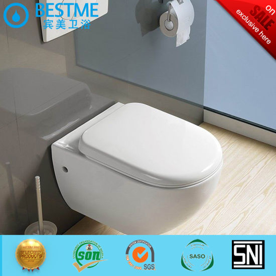 Small Size Wall-Hung Toilet for Baby Bc-1115D