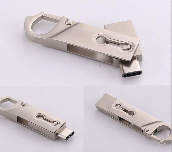 USB Flash Drive Flash Memory Pen Drive Promotional Gift OTG016c (Sengston)