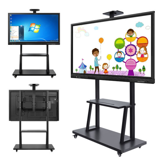 86''interactive Smart Whiteboard with Windows System 1920*1080