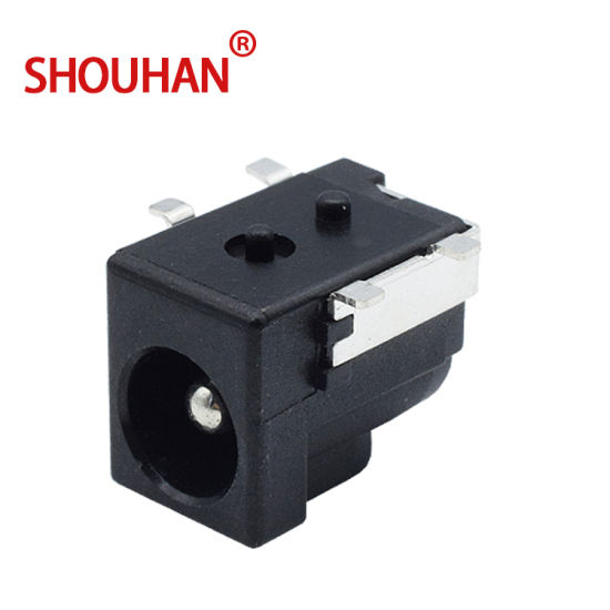 20 Pcs DC power outlet Female Charger Power socket 4 Pin SMT DC-050