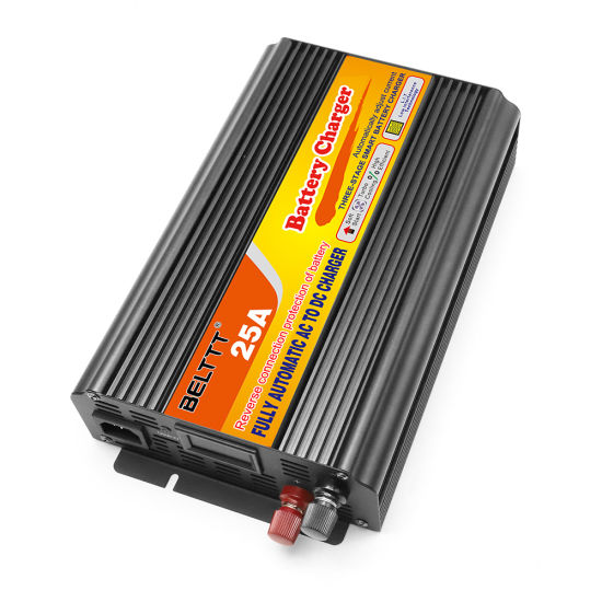 Fully Automatic AC to DC 24V 25A Car Battery Charger
