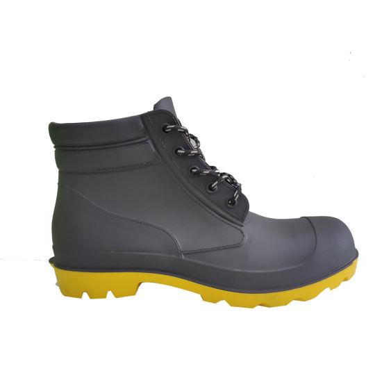 Short Waterproof Rain Boots with