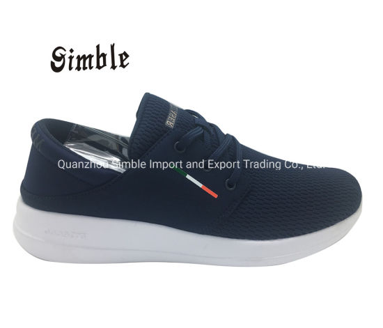 Brand Soft Breathable Man Sport Casual Slip on Footwear Shoes pictures & photos