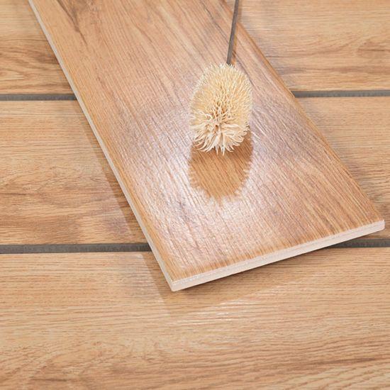 Belgium Building Material Porcelain Wood Tile Flooring 150X600