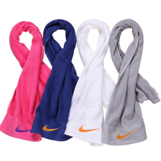Custom Gym Fitness Fabrics Yoga Absorb Sweat Cooling Towel for Sports pictures & photos