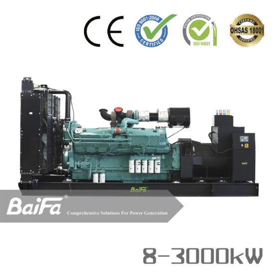 8-3000kw Industrial/Portable Electric Diesel Power Generator Set Powered by Cummins Volvo Perkins Mtu Doosan Baudouin Kubota Engine Good Price
