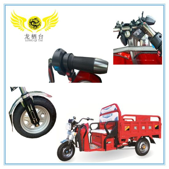 New Design Electric Tricycle of Folding Electric Tricycle Use Easily