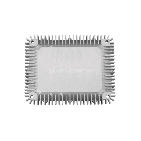 Die Cast Aluminum Parts Junction Box Heat Sink for Motor Car/ Motor Scooter/Electrical Products China pictures & photos