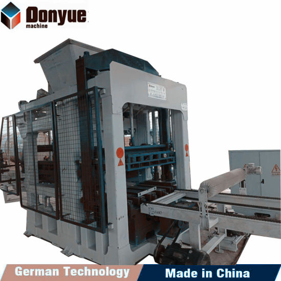Qt10-15 List of Small Scale Industries Fly Ash Brick Making Machine Price