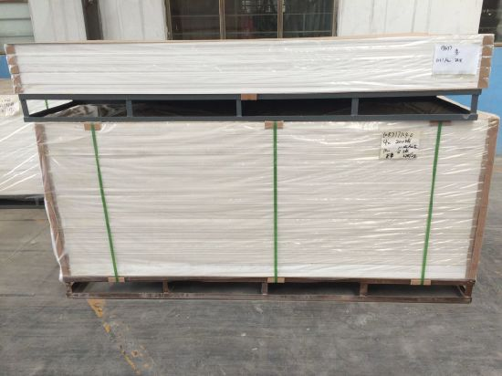 4X8′ Sheet Plastic PVC Foam Board, PVC Cabinet Construction Board pictures & photos