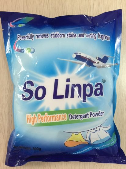 So Linpa for Laudry Washing Powder, Detergent Powder, Clothes Washing Powder, Bulk Detergent Powder, China Detergent Manufacture