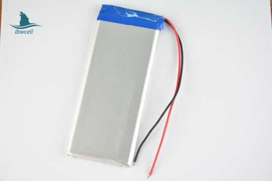Customized Factory Direct Mobile Power, Digital Products, Medical Devices Lithium Ion High-Rate Polymer Battery