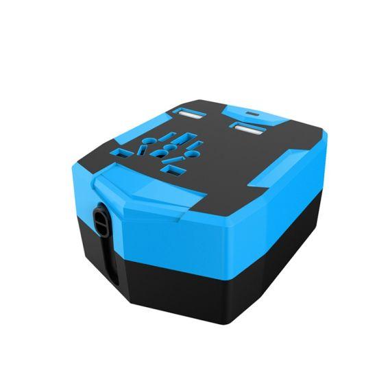 Universal Travel Adaptor with Power Bank