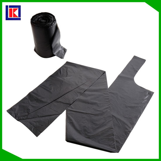 The Newest Extra Large Black Trash Bags Kitchen Garbage Whole