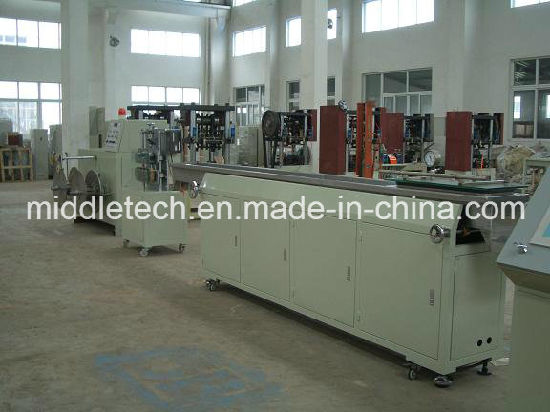SPVC Pipe Production Line Pipe Extrusion Line pictures & photos