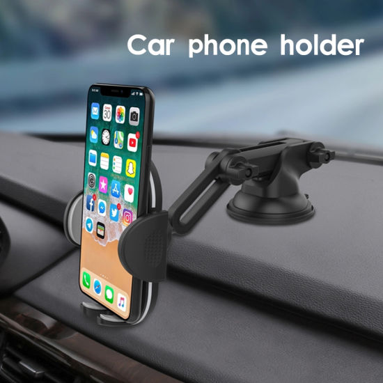 New Arrival 360 Rotating Car Dashboard Phone Holder Car Phone Mount Sucker Phone Holder