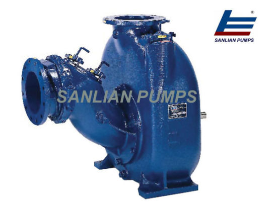 T Self-Priming Clean Water/Trash/Sewage Pump pictures & photos