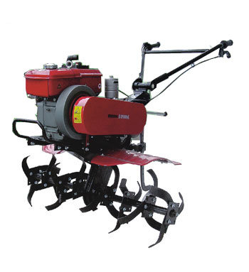 CJ900 Mini Power Tiller
