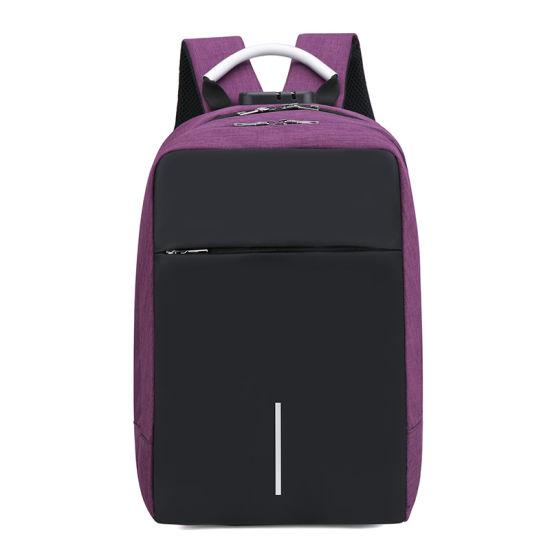 san francisco 20994 0cbd6 New Design Waterproof Anti Theft Travel School Laptop USB Headphone Jack Bag