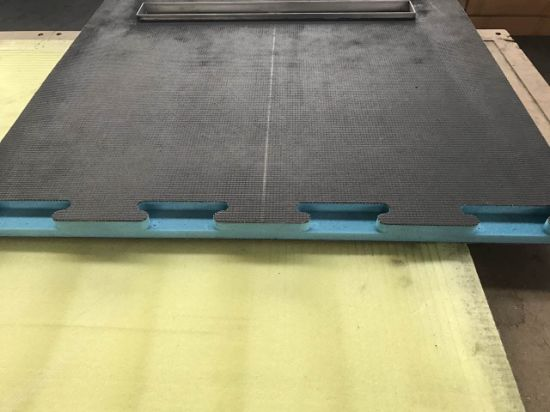 XPS Tile Backer Insulation Board pictures & photos