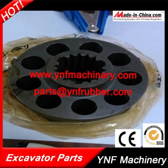 Construction Machinery Hydraulic Pump Part