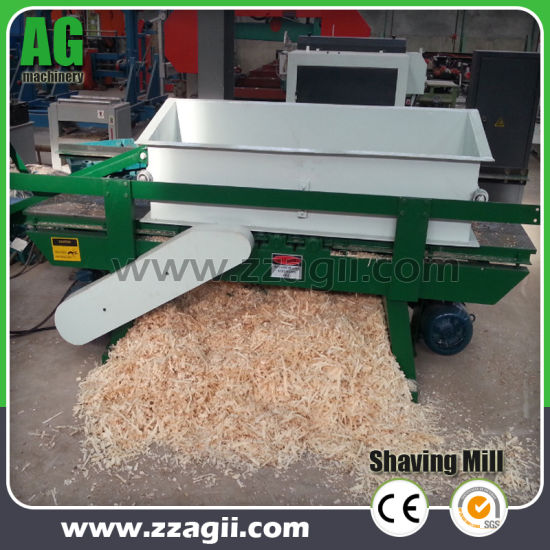 Wholesale China Supplier Wood Shaving Machine for Poultry Bedding