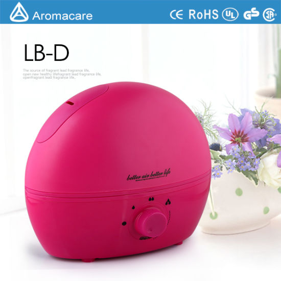 Aromacare Big Capacity 1.7L ODM/OEM Humidifier Fan (LB-D)