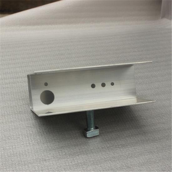 Custom Anodized Aluminum Extrusion Profile