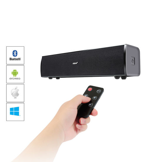 China Home Theater System Sound Bar Wireless Blue Tooth Infrared