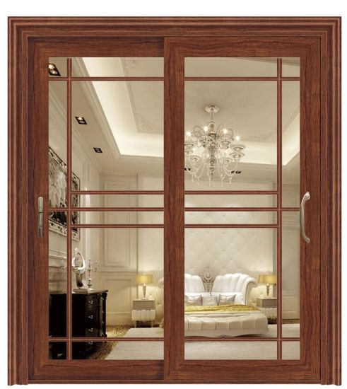 China Modern Design Sound And Heat Proof Aluminum Double Glass