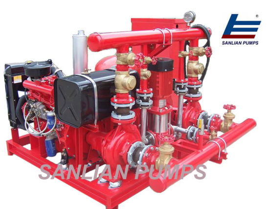 Centrifugal Fire Water Pump (XA) pictures & photos
