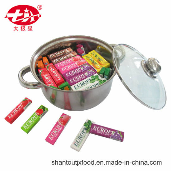 China 20# Stainless Steel Container Boilers Chewing Gum - China ...