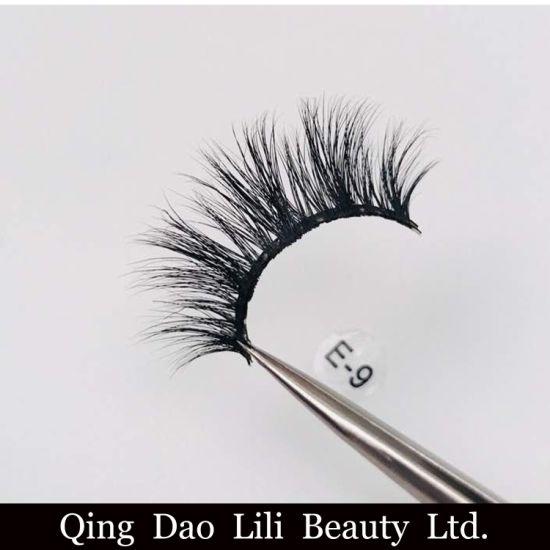 4d7f96f7c33 Wholesale Custom Eyelash Box 3D Faux Mink Lashes Private Label Own Brand  False Eye Lashes Fake