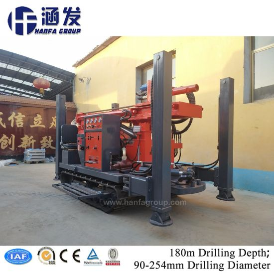 Light Weight and Multi Function Water Well Drilling Rig pictures & photos