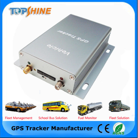 Popular GPS Car Tracker for Monitoring Fuel Level Value pictures & photos